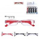 groothandel Leesbrillen en accessoires: leesbril, 9 maal geassorteerd