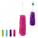 Duster microfibre, 4-fold assorted