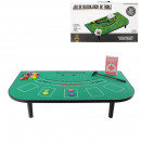 wholesale Toys: Blackjack table game, 1-fold assorted