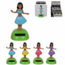 wholesale Giftware: Tahitian solar dancer, 4- times assorted