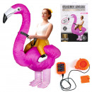 wholesale Toys: flamingo inflatable costume for adults