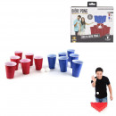 beer pong drinking game reusable glasses