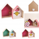 wholesale Children's Furniture: shelves house mr mme x2, 2- times assorted