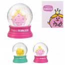 wholesale Snow Globes: Snowball mr mme, 2- times assorted