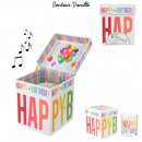 musical birthday candle, 1- times assorted