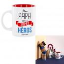 mug papa est un super-heros