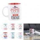 grossiste Tasses & Mugs: mug famille fantastique, 6-fois assorti