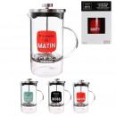wholesale Crockery: coffee maker 900ml, 3- times assorted