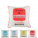 Pillow I am, 4- times assorted