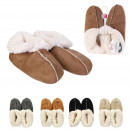 wholesale Fashion & Apparel: slippers for adults adult m, 4- times assorted