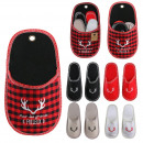 slipper holder with 4 pairs of slippers, 1-time