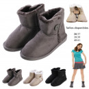 wholesale Microwave & Baking Oven: adult ankle boots, 9- times assorted