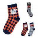 groothandel Kleding & Fashion: volwassen halloween-sokken, 2- maal geassorteerd