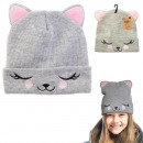 bonnet enfant chat