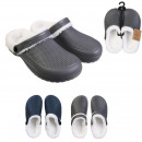 sherpa indoor mules, 2- times assorted