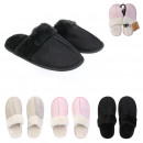 wholesale Microwave & Baking Oven: slippers woman interior imitation fur, 3-fo