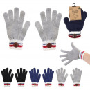 wholesale Fashion & Apparel: gloves ecusson, 3- times assorted
