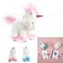 unicorn plush 15 cm, 2- times assorted