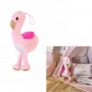plush flamingo 25cm, 1- times assorted