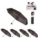 L'ombrello compatto ha un messaggio con custod