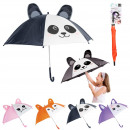 umbrella child animals, 4- times assorted