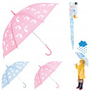 wholesale Umbrellas: umbrella child change color, 2-times assort