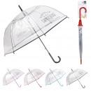umbrella bell humor, 4- times assorted