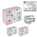 Gift box x7 drawer, 3-fold assorted