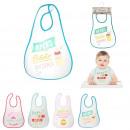 wholesale Child and Baby Equipment: bib eva, 4- times assorted