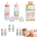 240ml x2, 3- times assorted baby bottle