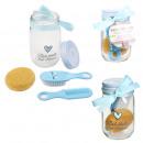 ingrosso Casalinghi & Cucina: barattolo di vetro speciale bellezza blu