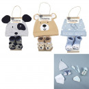 2-piece baby set for boys, 2- times assorted