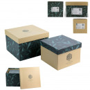 wholesale Organisers & Storage: box x2 natural life, 1- times assorted