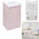 wholesale Laundry: laundry basket girl 35x30x58cm