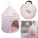 rózsaszín pop up sátor 100x135cm