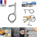 France stainless steel contactless key