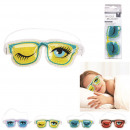 Mask eye relaxing bezel, 4-fold assorted