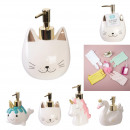 soap dispenser child, 4- times assorted