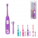 electric toothbrush with child refill, 4-
