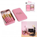 brush makeup set x5