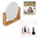 wholesale Dolls &Plush: double-sided bamboo mirror