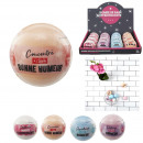 wholesale Toys: fruit bath ball 100g, 4- times assorted