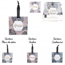 sachet parfume jungle, 3-fois assorti