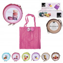 wholesale Bags & Travel accessories: bag foldable shopping gluttony, 4-times assorted