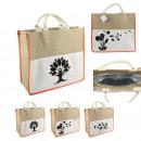 hurtownia Torby & artykuly podrozne: świeży pomarańczowy torba na zakupy konopie, ...