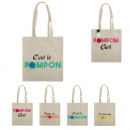 tassel canvas bag color, 4- times assorted