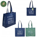 wholesale Shopping Bags: recycle shopping bag 35x12x36cm, 2- times assorted