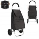 chariot shopping haut de gamme 2 roues