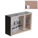 wholesale Gifts & Stationery: wooden piggy bank i'm pete de thunes etc