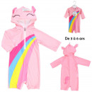 unicorn kids swim suit
